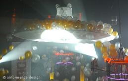 Event-Objekt: Ballontrichter