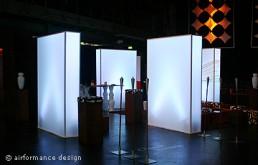 Bodenobjekt: Kubix-Raumteiler