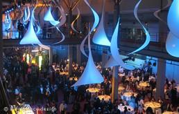 Event-Beispiel: Lillys und Curls beim Deutschen Fernsehpreis