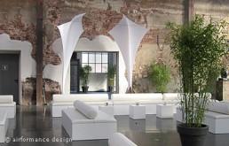 Bodenobjekt: Lounge Leaf