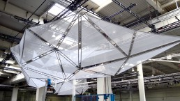 airformance: Textile Cloud IAA Nutzfahrzeuge